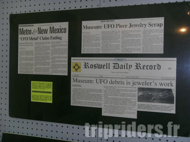Roswell journeaux
