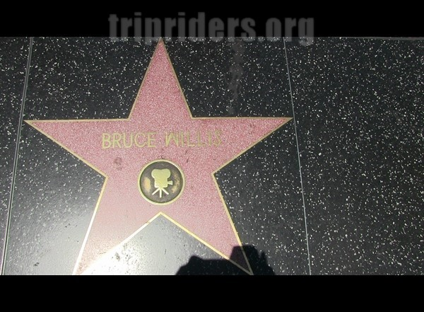 Etoiles d'hollywood