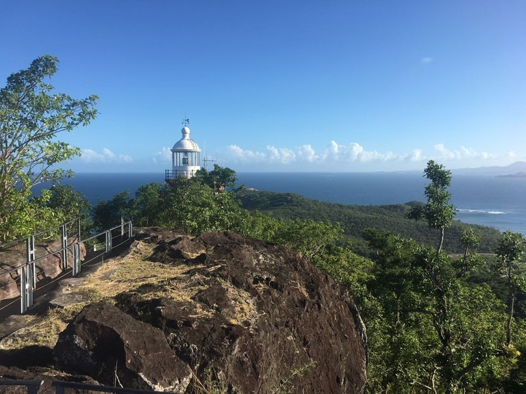 phare martinique