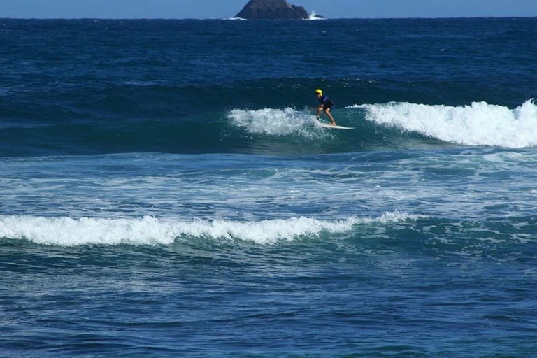 surf en martinique
