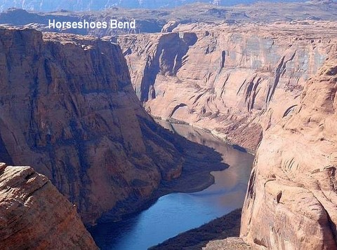 horseshoes bend