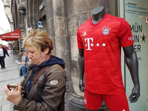 boutique bayern Munich