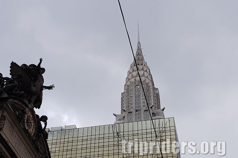 Chrysler Building apparition